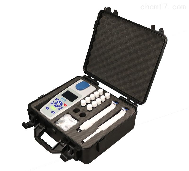 便携COD氨氮总磷总氮快速检测仪