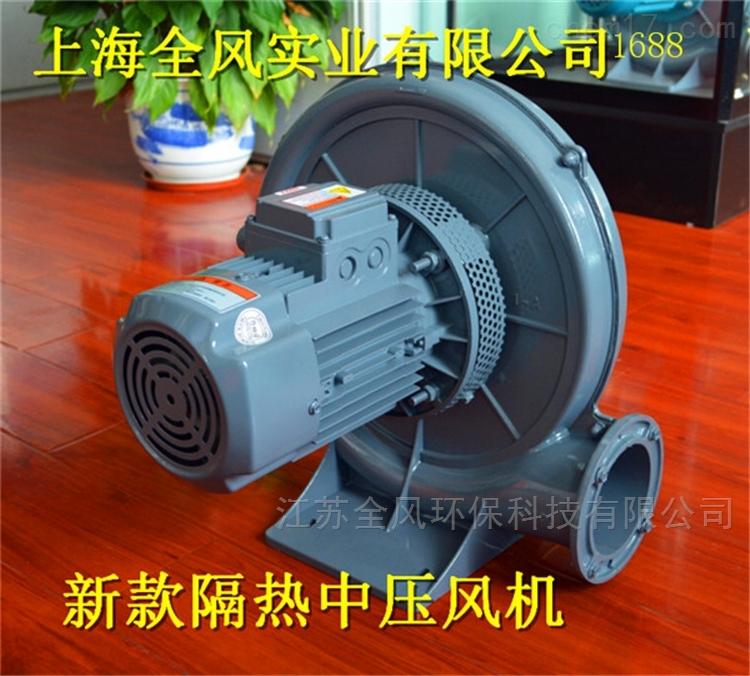 工业炉除尘助燃耐高温风中压机