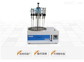 JC-WD-12(S)/24(S)电动型圆形氮吹仪