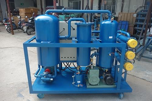 高效真空滤油机 高效脱水脱气除杂质