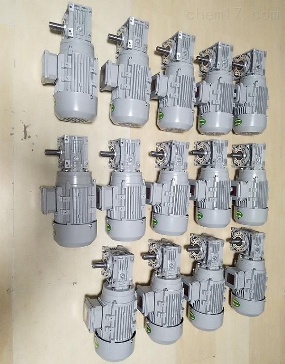 蜗轮蜗杆减速电机标准选型 RV050减速器