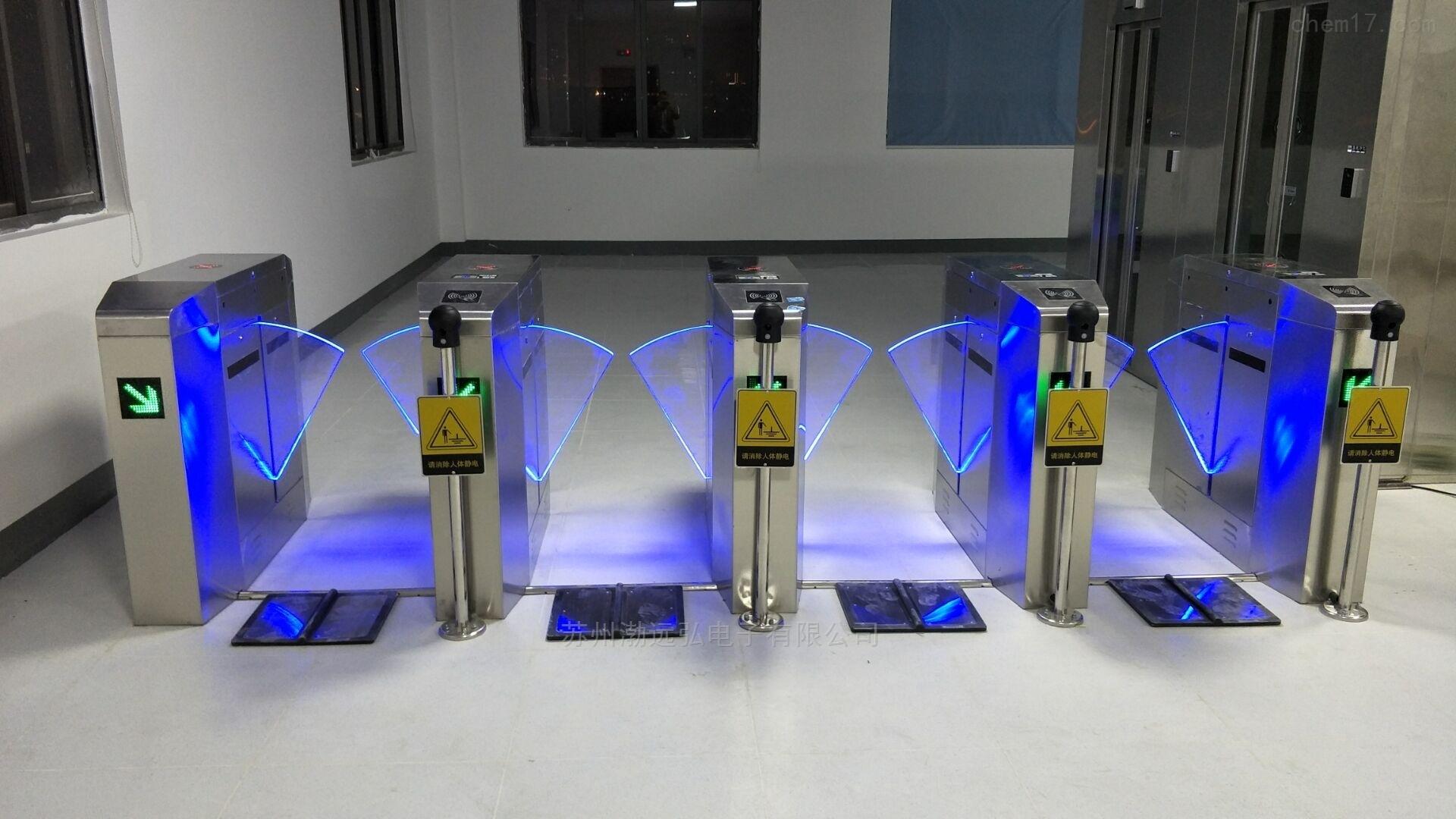 ESD静电检测门禁系统
