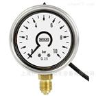 型号 PGS25德国WIKA威卡带电子压力开关的波登管压力表