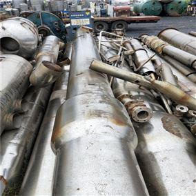 二手3吨单效浓缩蒸发器价格