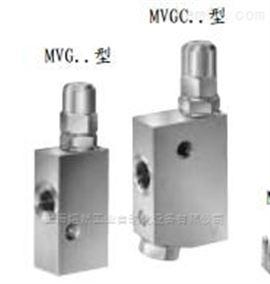 HAWE压力阀MVG系列现货
