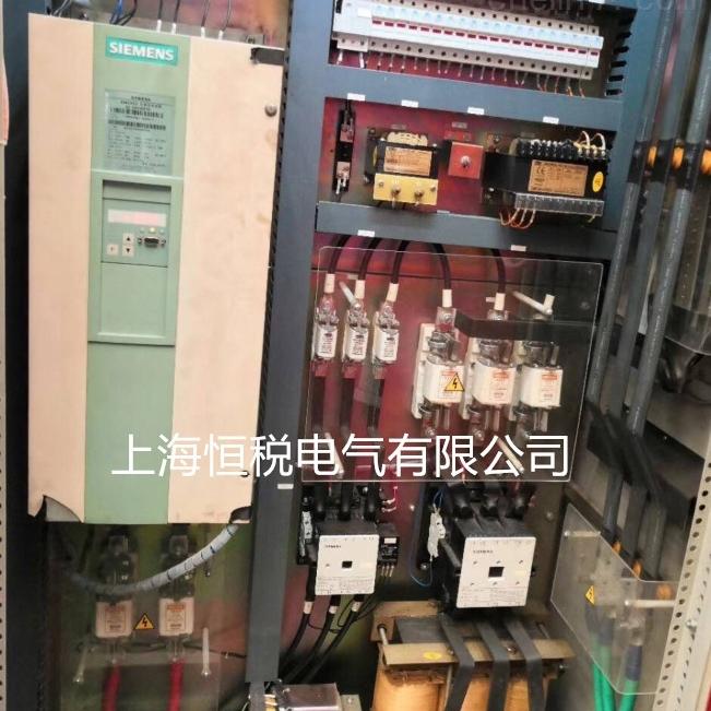 西门子变频器报F040无法复位当天修复成功
