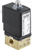 6014德国宝德BURKERT直动式两位三通柱塞电磁阀