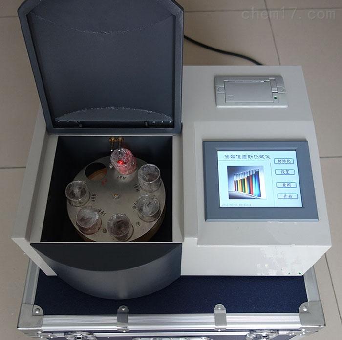 全自动绝缘油酸值测定仪分析仪检测仪