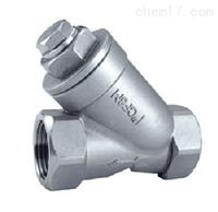GL11H不锈钢Y型过滤器供应