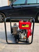 柴油动力2寸不锈钢化工泵HS20CP
