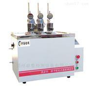 河南郑州热变形维卡软化点温度测定仪