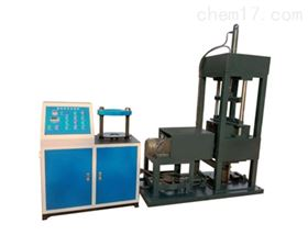 液压振动压实成型脱模一体机