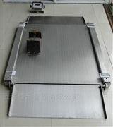上海不銹鋼防爆電子磅稱-304防爆地磅秤