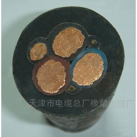 UG-6000V矿用橡套软电缆供应商