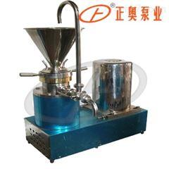 JML-F型分体式胶体磨 上海正奥—品质可靠 知名度高