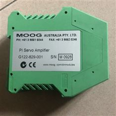 MOOG放大器G122-829-001原厂现货特价