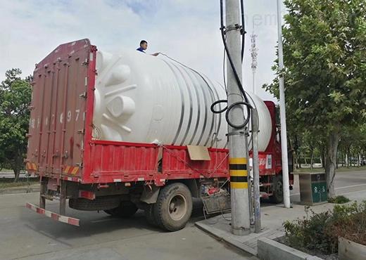 3吨纯水罐