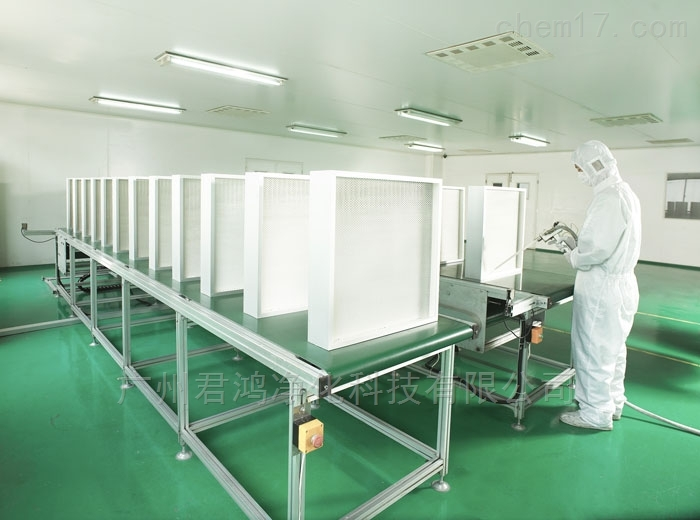 广州开发区乳制品车间高效过滤器维护与调试