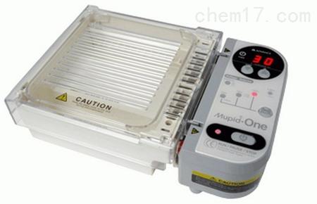 日本Mupid-One带电源一体式迷你水平电泳槽