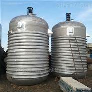 回收处理二手3吨不锈钢反应釜