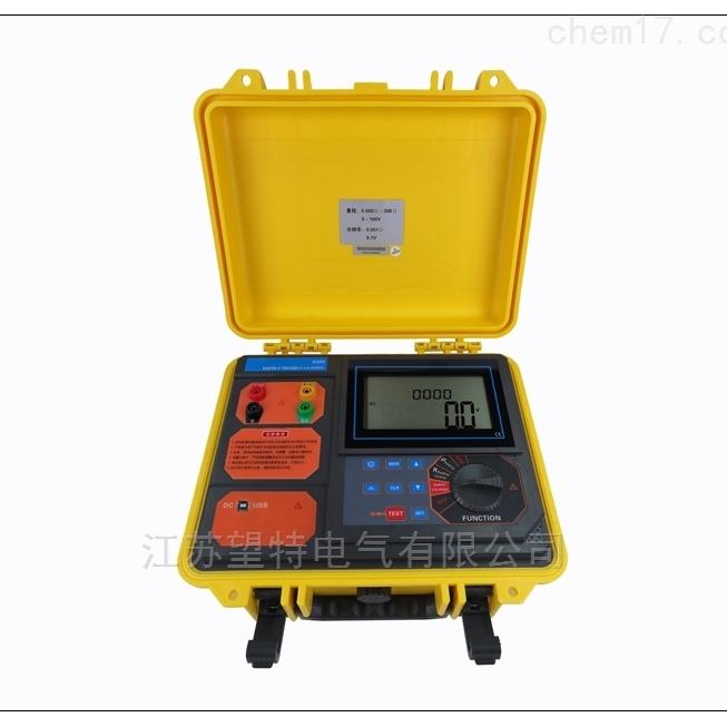 接地电阻.土壤电阻率测试仪