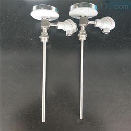 WSSE-401热电阻双金属温度计WSSE-401