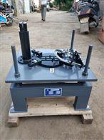 防眩板整体力学性能牵引试验装置