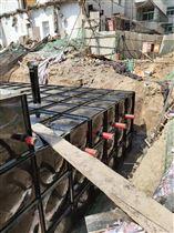 SYBZ-200-0.30/30-M-II佳木斯智能化地埋式箱泵一体化水箱安装现场