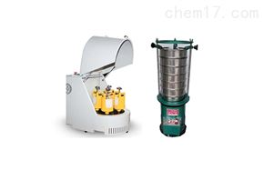 JC-DEQM-0.4L土壤研磨行星式球磨机与振动筛