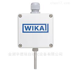 德国威卡wika热电阻温度计户外/室内