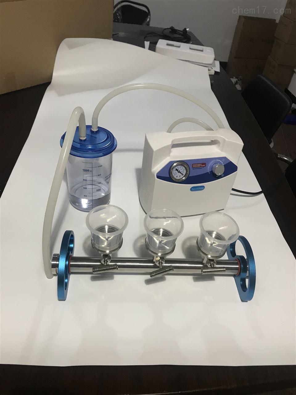 微生物限度检查仪CYW-600S6联限度过滤器