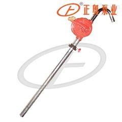 L型上奥牌铸铁手摇油桶泵 品质可靠 知名度高