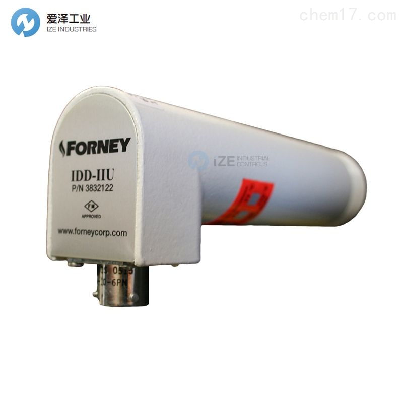 FORNEY火焰探测器IDD-IIUC-38321-02