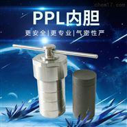 PPL内衬水热合成反应釜100ml压力溶弹