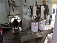 稀料灌装机香蕉水灌装设备