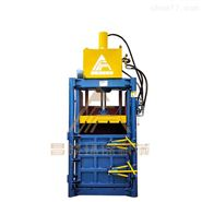 手动立式液压捆扎机 昌晓机械 废纸打包机
