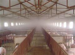养殖场喷雾除臭杀菌消毒设备