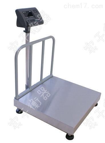 接电脑移动地磅秤,手推式电子磅秤
