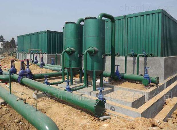 临朐一体化污水处理设备厂家报价