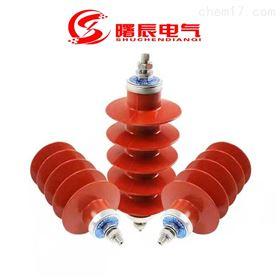 四川10KV氧化锌HY5WX-17/50高压避雷器