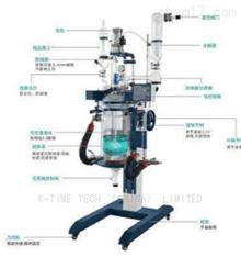 高压电解液配料反应系统
