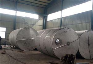 闲置二手15000L15吨卧式不锈钢储罐价格