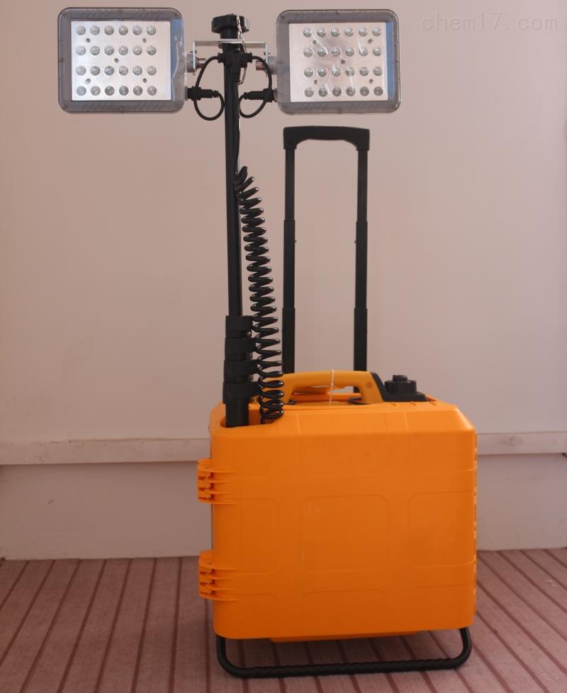 BQ8800消防员防汛抢险救灾箱式移动照明灯