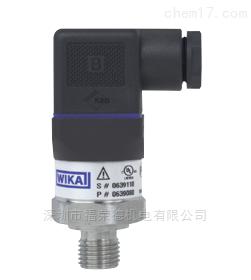 WIKA威卡工业应用型A-10系列压力变送器