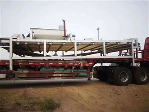 二手宽3米长12米泥带式压滤机创新之路