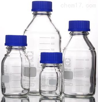 德国Schott肖特50ml-5000ml蓝盖试剂瓶
