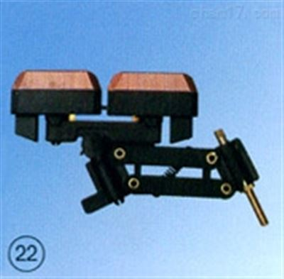 30²长方孔双头集电器上海有限公司