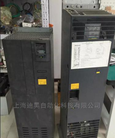 西门子MM440变频器通电冒烟维修
