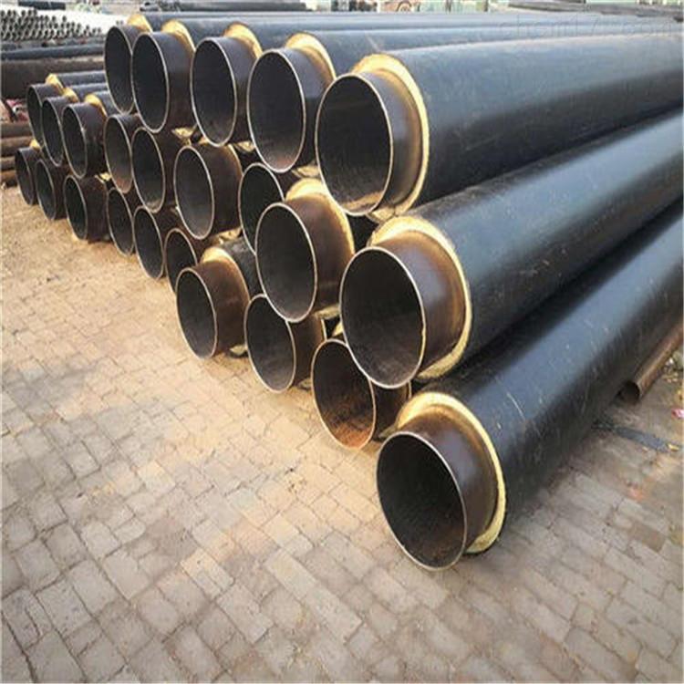 高密度聚乙烯夹克保温钢管厂家报价