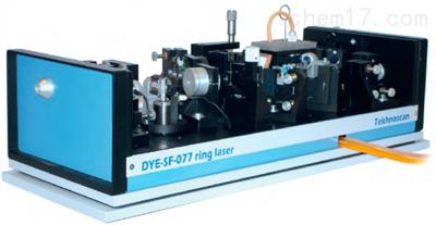 单频环形染料激光器(DYE-SF)